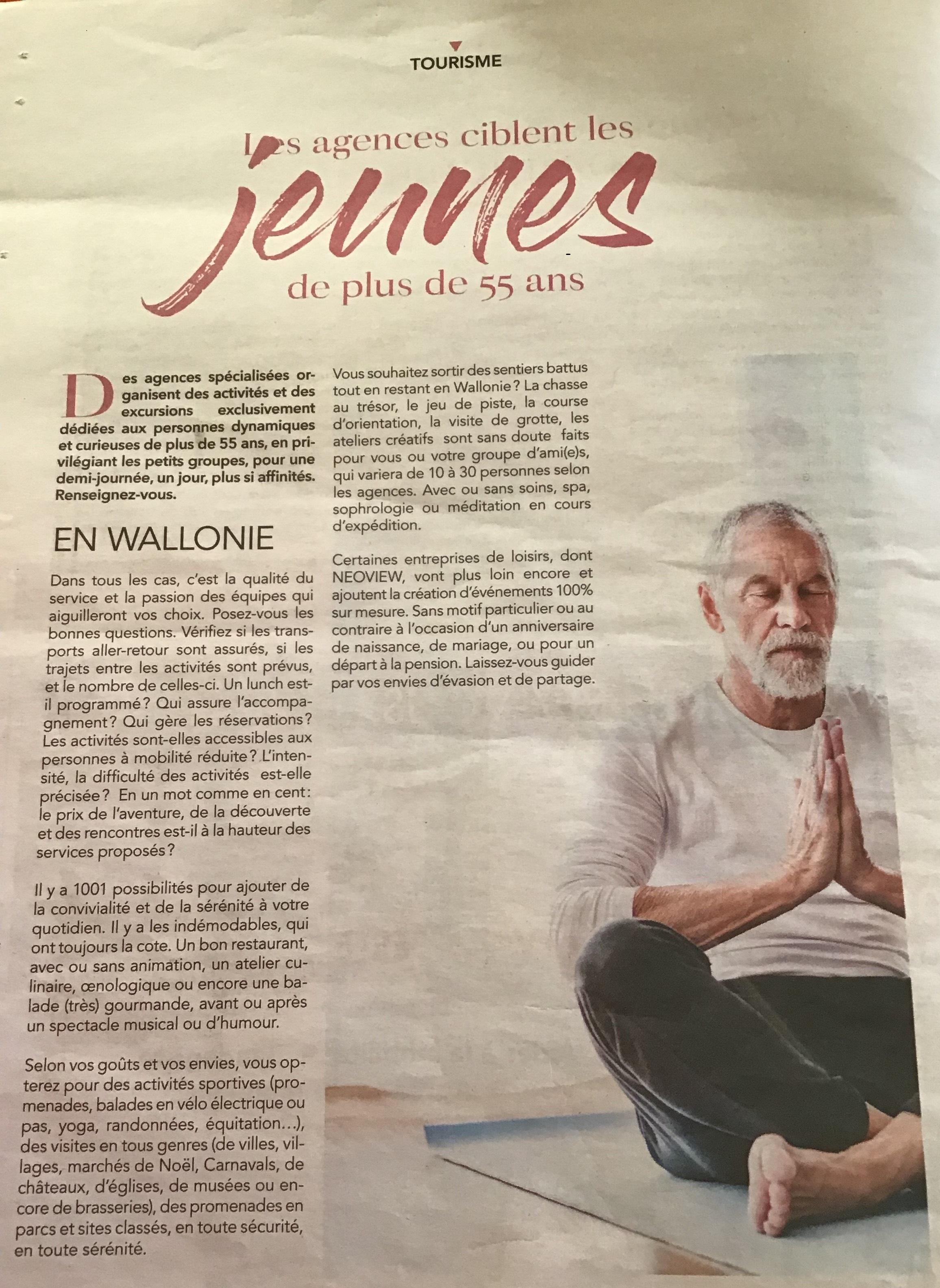 La nouvelle Gazette La province Nord Eclair